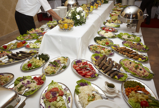 Bar Mitzvah catering service near me