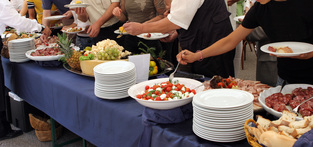 family reunion catering niagara region